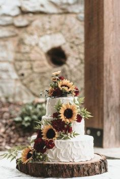 Wedding Cake Roses, Wedding Cake Rustic, Wedding Cakes, Summer Wedding, Wedding Day, Wedding Blog, Marriage Day, Wedding Proposals, Ceremony Decorations