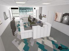 CANOPE - Perspective accueil par SG DESIGN ARCHITECTURE