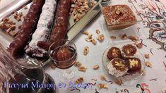 Σουτζούκι με πετιμέζι by Μαίρη Greek Sweets, Greek Recipes, Cereal, Pudding, Fresh, Meat, Breakfast, Desserts, Food