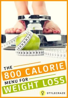 800 calorie diet plan is one of the choices for losing weight in short span. Read to know about this 800 calorie diet weight loss plan so that you can formulate your diet in a correct way. 800 Calorie Diet Plan, Very Low Calorie Diet, Gm Diet Plans, Easy Diet Plan, Weight Loss Plans, Best Weight Loss, Dieta Hcg, Breakfast Low Carb, Lose Water Weight