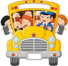 school clipart education clip art school clip art for teachers free rh pinterest com City Bus Clip Art Black and White Bus Clip Art