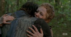 When Carol finally reunited with the group (ALL the feels)