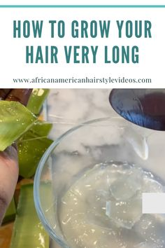This aloe vera treatment(curls will be popping too) is the truth,been doing this for like 3 years I get a lot of compliments. 4c Natural Hair, Natural Hair Growth, Natural Hair Styles, Brand New Day, African American Hairstyles, Crazy Hair, Great Videos, Hair Videos, Hair
