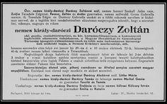 királydaróczi Daróczy Zoltán   (Paks, 1872. október 24. - Budapest, 1944. január 29.)  Különböző levéltárakból 120 kötetes védett családtörténeti adattárat állított össze. Az 1920-as években Budapestre költözött, ahol genealógiai kutató irodát nyitott. 1923-tól szerkesztette az általa alapított Nemesi Évkönyv című családtörténeti kiad-ványt (1937-ig 13 évfolyam). Gabrielle Union, Andorra, Personalized Items