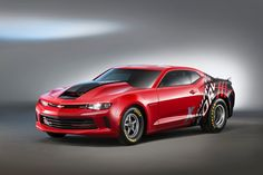 The Camaro COPO, which makes its debut at SEMA in Las Vegas, is Chevy's hand-built racer designed to tackle NHRA Stock and Super Stock Eliminator drag-racing classes with a choice of three different engines and a stiff, light bodyshell.