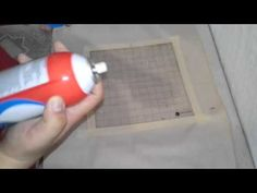Tutorial para agregar adhesivo al tapete de la Silhouette Cameo - YouTube