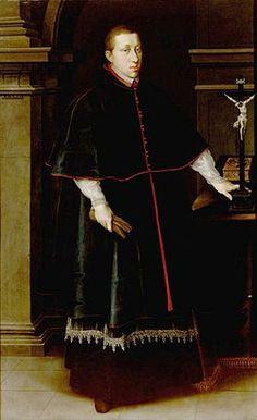 Leopold V, Archduke of Austria (1586 - 1632). Son of Charles II of Austria and Maria Anna of Bavaria.