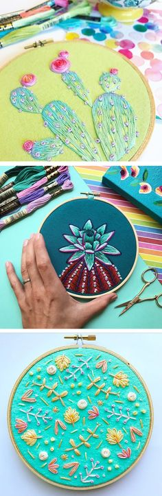 Embroidery by Marabl