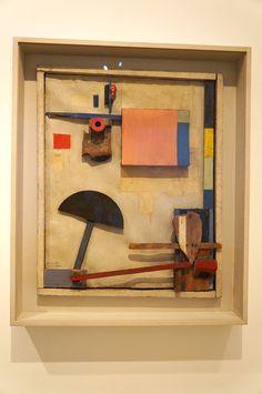 Kurt Schwitters en la Colección del Museo Thyssen-Bornemisza Madrid #Arte #Art #Arterecord 2015 https://twitter.com/arterecord