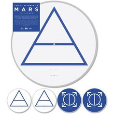 This Is War Vinyl Picture Disc | Thirty Seconds To Mars Store