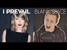 "Check out I Prevail's cover of ""Blank Space""! Pick it up on 'Punk Goes Pop Vol. 6' on 6/23 on iTunes!"