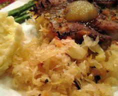 Oven Baked Pork Chops and Sauerkraut – A Cork, Fork, & Passport ®
