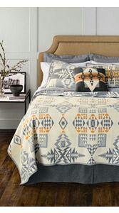 Pendleton bed grey