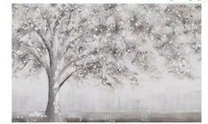 Abstract One Large Tree Wallpaper Wall Mural, Oil Painting Sketch Grey Large Tree Wall Mural Home Decor Tree Wallpaper, Custom Wallpaper, Tree Wall Murals, Wall Art, Gray Tree, Open Wall, Cleaning Walls, Tree Oil, Make Design