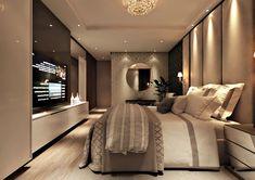 Enhance Your Senses With Luxury Home Decor Modern Luxury Bedroom, Master Bedroom Interior, Luxury Bedroom Design, Home Room Design, Luxurious Bedrooms, Home Decor Bedroom, Luxury Bedrooms, Bedroom Ideas, Bedroom Tv