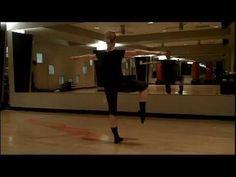Balance Exercise, Horton Technique (Choreography for dance class)