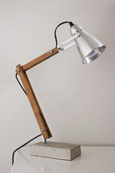 Ohoh Blog - diy and crafts: DIY Monday # Table lamps
