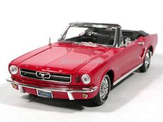 Ford Mustang photos | 1964 1/2 Ford Mustang Convertible diecast model car 1:18 scale die ...