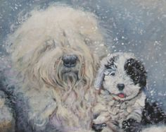 old english sheepdog cartoon - Google Search