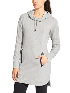 Cozy Karma Dress -- Athleta Sweatshirt Dress cd933e71071