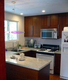 Small U Shaped Kitchen Designs image detail for -small u shaped kitchen design simple style small