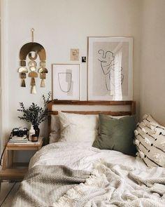 Home Decoration Interior .Home Decoration Interior Bedroom Apartment, Home Bedroom, Modern Bedroom, Warm Bedroom, Bedroom Ideas, Bedroom Designs, Bedroom Furniture, Ikea Bedroom, Contemporary Bedroom