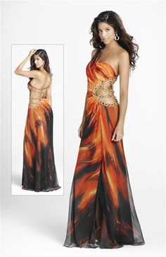 Flame Dress...this is the only one I could find but I want this outfit for my first album cover