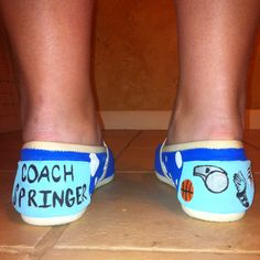Backs of my toms that I made for school