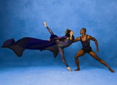 The ultimate fitness inspiration! See Alvin Ailey in Chicago.
