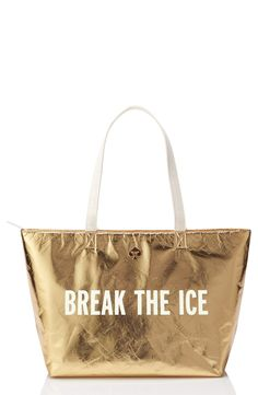 kate spade new york 'break the ice' cooler bag
