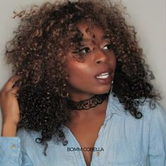 Big goals, big dreams, big hair ✨💣🐚 • • • #blackhair #melaninpoppin #abhglowkit #glowgirl #melaningoddess #melaninbeauty #curlyhairgang #healthyhairjourney #curlyhairmag #curlyhairday #curlybangs #naturalhairdoescare #respectmyhair  #blackgirlmagic #bighair #hairblogger #model #fashionista #content #glowpoppin #denimondenim #blackkbombshells #melaninwomen #myownmuse #colorfulhair #curlyhairbeauties #curlyhead #teamnatural #naturalhair #myblackisbeautiful