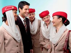 What's it really like to be a flight attendant? An Emirates cabin crew member reveals all Fly Love, Interview Help, Emirates Cabin Crew, Airline Cabin Crew, Airline Uniforms, Traveling Teacher, Emirates Airline, Attendance, Flight Attendant