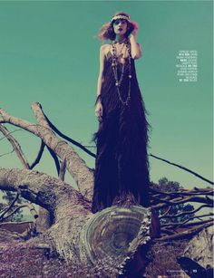 kayla kuyler by richard keppel-smith for marie claire south africa december 2012