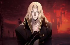 The Animation Studio That Made Castlevania Explains Why It Was a Dream Project