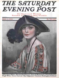 Cover of The Saturday Evening Post May 5, 1923