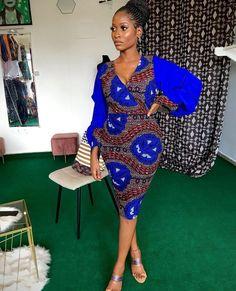 Latest Ankara Styles, Brown Skin Girls, African Fashion, African Style, Dresses For Work, Cute, Prints, Wedding, Instagram