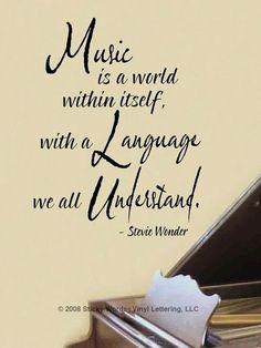 ~ Stevie Wonder
