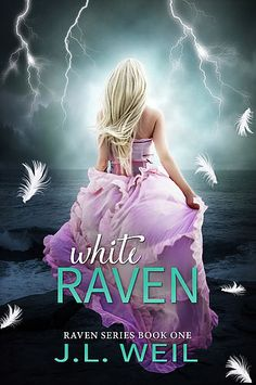 White Raven (The Raven Series Book by J. Weil ebook audio reader ebook barnes and noble ebook editor ebook bestseller Book Nerd, Book 1, White Raven, Anime Soul, Paranormal Romance Books, Teen Romance, Thing 1, Ipad, Ebook Cover