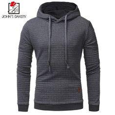 Long-Sleeved Men Sweatshirt