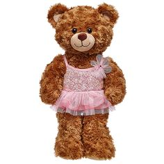 Ballerina Dress | Build-A-Bear