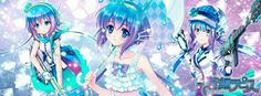 Aoki Lapis Vocaloid, Aoki Lapis, Kawaii Wallpaper, Cartoon Games, Cosplay, Manga Art, Anime, Super Cute, Sisters