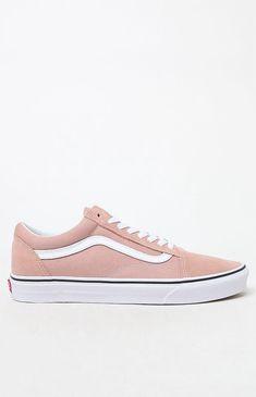 11fd2102b0 Vans Old Skool Pink Shoes - 10.5 Vans Classic Old Skool