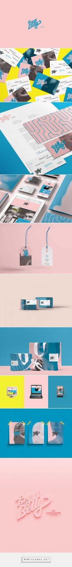 Hey Betty Vintage Clothing Branding by Sofia Villarreal | Fivestar Branding Agency – Design and Branding Agency & Inspiration Gallery