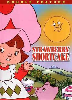 Strawberry Shortcake: The Wonderful World Of Strawberry Shortcake/Strawberry In Big Apple City