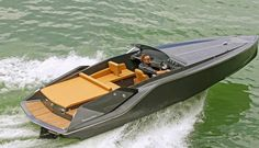 Inboard runabout / yacht tender / 8-person max. 747 MIRAGE FRAUSCHER BOOTSWERFT