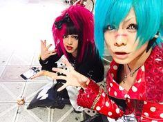 Hyo and yuga
