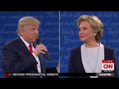 10-09-2016 Trump: If I Win You'll Be In Jail, Hillary - Katie Pavlich