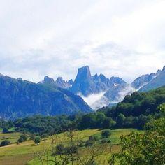 Naranjo de Bulnes, Asturias