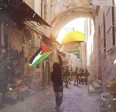Gaza will be free Zine, Israel Palestine Conflict, Palestine Flag, Iraqi Army, Dome Of The Rock, Oriental, Islamic Girl, Beautiful Arabic Words, Cute Girl Pic