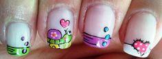 uñasacrilicas manuel britto - Buscar con Google Uv Gel Nails, Toe Nails, Dimond Nails, Ruby Nails, Nail Jewelry, Holiday Nail Art, Disney Nails, Cute Nail Art, Creative Nails